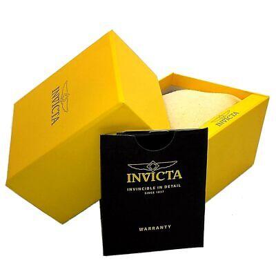 Invicta 17205 Mens Aviator Chrono Gold Tone Dial Gold Tone Steel Bracelet Watch 2