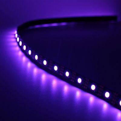 5V 5050 60SMD/M RGB LED Strip Light Bar TV Back Lighting Kit+USB Remote Control 10