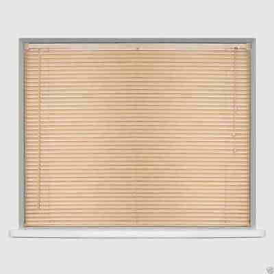 Easy Fit PVC Venetian Window Blinds Long 150 - 210CM DROP STANDARD Trimmable 4