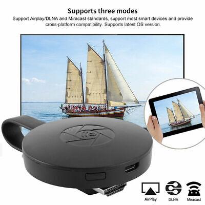 Wireless mirascreen HDMI Display Dongle Media Video Streamer simile Chromecast 6
