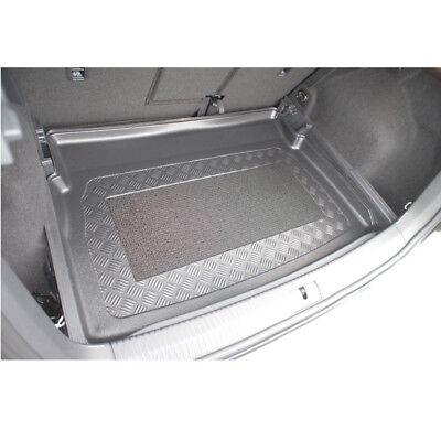 Kofferraumwanne mit Antirutsch für VW Golf Sportsvan 2014- für oben und unten 4