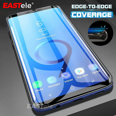3x HYDROGEL Screen Protector Samsung Galaxy S10 5G S20 Ultra S9 S8 Plus Note 10 2