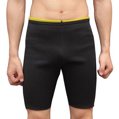 Canotta E Pantalone Snellente Uomo Shapers Training Dimagrante Palestra 5
