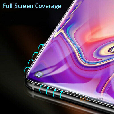 Samsung Galaxy S10 5G S9 S8 Plus Note 10 9 8 Tempered Glass Screen Protector 7