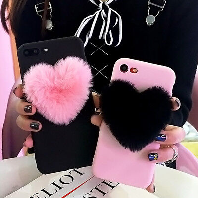 F iPhone 11 Pro Max 8 Plus XS Max XR Girls Love Cute Protective Phone Case Cover 10
