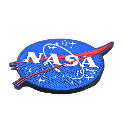 NASA Embroidered Patch Clothes Sided Armband Badge Military Hot Fashion Patches 3