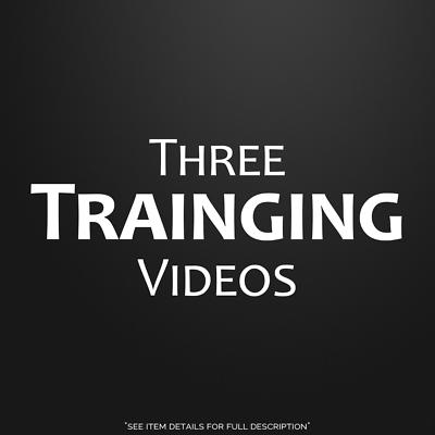Extremity Adjusting Training DVD Set - Chiropractic Orthopedic Sports Medicine
