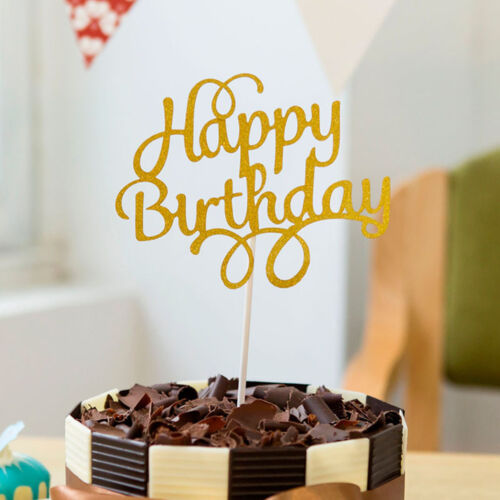 Police Academy Happy Birthday ~ Edible 2D Fondant Cake Cupcake Topper ~ D1101 *