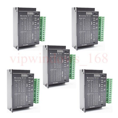 TB6600 Driver Single Axis 4A Controller 9~42VDC for Stepper Motor 10