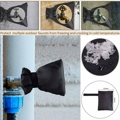 For Outdoor Tap Covers Frost Insulated Winter Protector Thermal Anti-frozen 3