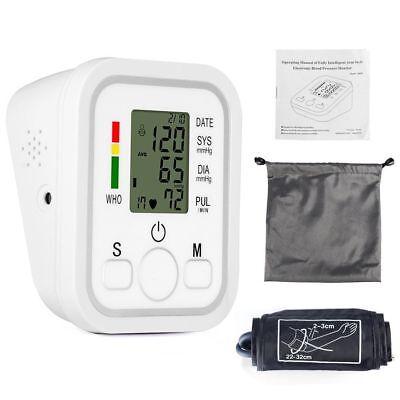 Misuratore Di Pressione Digitale Da Braccio Sanguigna Automatico Monitor 4