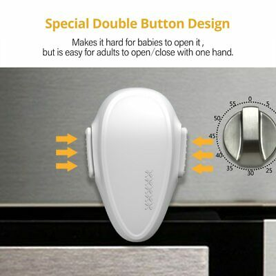 Oven Door Lock Kitchen Baby Proof Child Safety Children Protection 4
