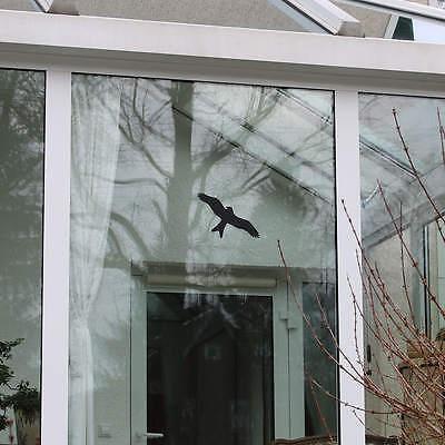 Vogel Aufkleber Für Fenster Gegen Vogelschlag Vogelschutz Fensterschutz Set