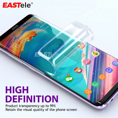 EASTele Samsung Galaxy S10 5G S9 S8 Plus Note 10+ 5G 9 HYDROGEL Screen Protector 2