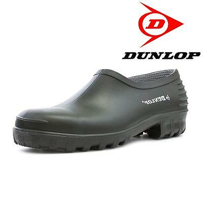 Mens Ladies Dunlop Wellingtons Wellies Garden Clog Waterproof Mucker Boots Shoes 2