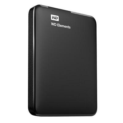 externe Festplatte WD Elements Portable 2,5 1TB 2TB 3TB 4TB USB 3.0 tragbar 4