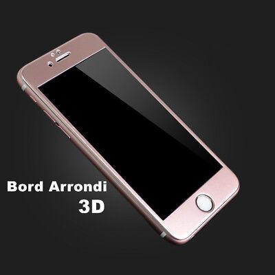 VITRE VERRE TREMPE 3d Film protection écran tactile iPhone X/S/MAX/8/7/6/Plus XR 3
