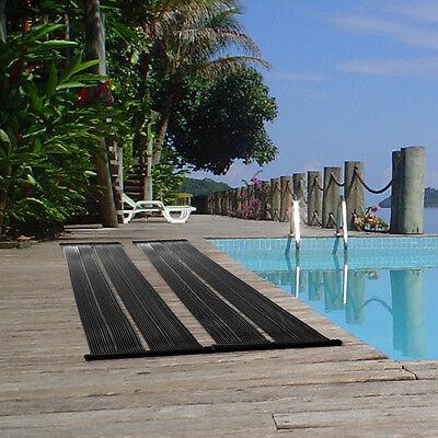 2ER SET SOLAR Poolheizung 70x300cm Solarkollektor Solarheizung Pool ...