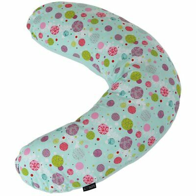 iSafe Pregnancy Maternity And Feeding Pillow Aquarius + Vacuum Storage Bag + Pil