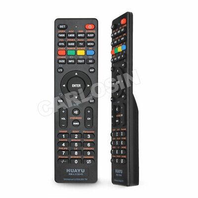 Universal TV Remote Control LCD/LED For Sony/Samsung/Panasonic/LG/TCL/Soniq AUS 7