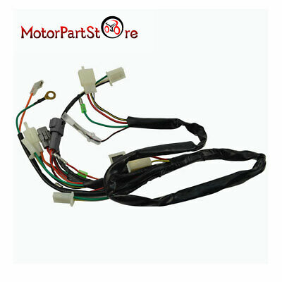 For YAMAHA PW50 REPLACEMENT AFTERMARKET WIRE WIRING HARNESS ASSEMBLY NEW 2