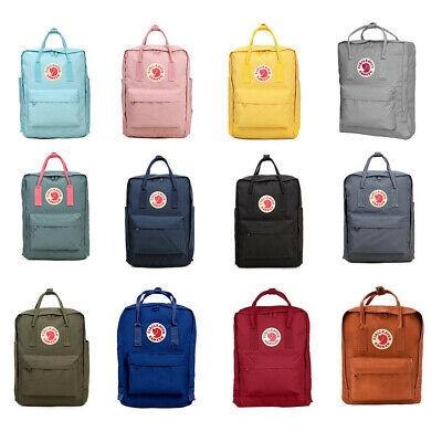 7L/16L/20L Waterproof Backpack Fjallraven Kanken Travel Sport Handbag Rucksack 2