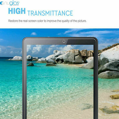 "Genuine Nuglas Tempered Glass Screen Protector for Samsung Galaxy Tab A 8.0""2018 7"