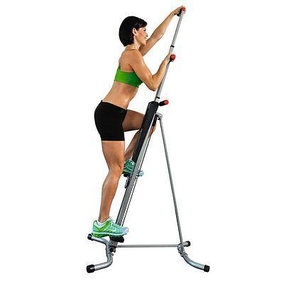 Maxi Climber Vertical Climber w Monitor, Diet Menu, Exercise Manual 6