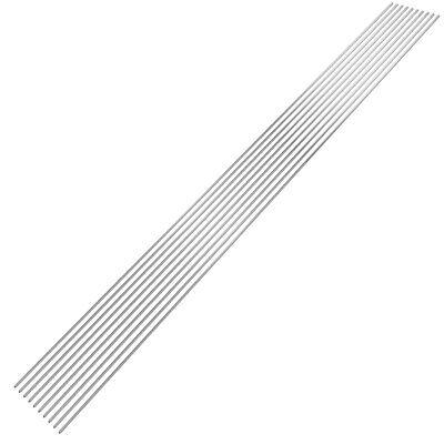 100/50/20/10PCS 2mm*500mm Low Temperature Aluminum Welding Rod Tool AU 6