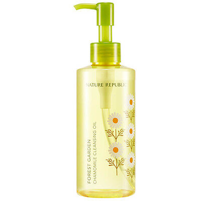 Nature Republic Forest Garden Chamomile Cleansing Oil 200ml 2