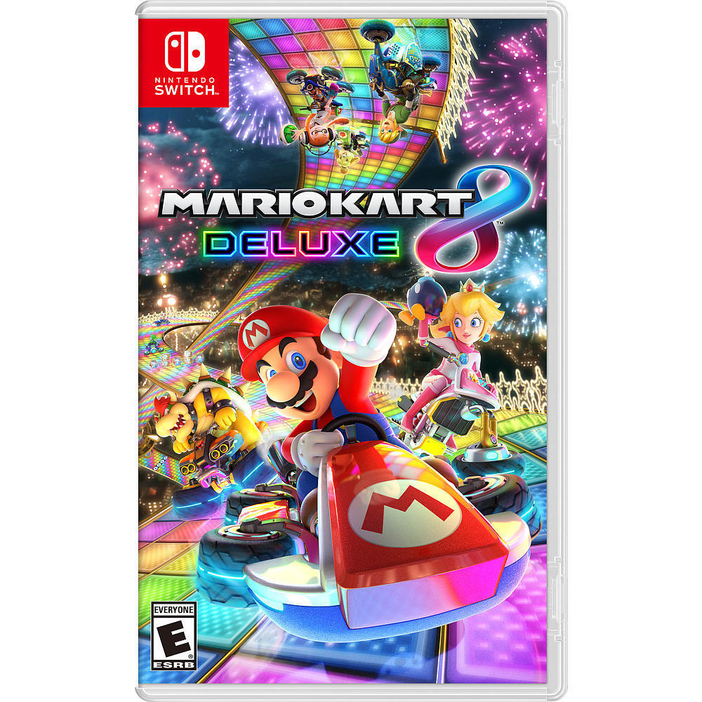 Mario Kart 8 Deluxe for Nintendo Switch - Brand New 2