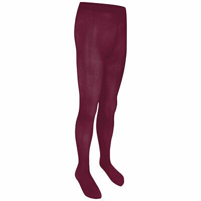 Zeco School Uniform Girls Opaque Tights 70 Denier Lycra, 2 per pack (GT3216) 6