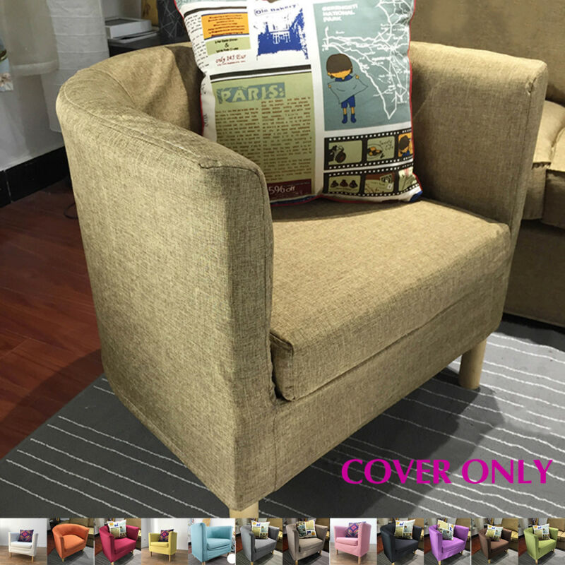 Astounding New For Ektorp Solsta Olarp Chair Couch Cover Armchair Bralicious Painted Fabric Chair Ideas Braliciousco