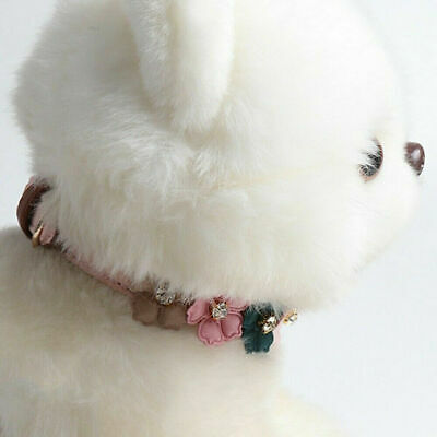 Leather Pet Dog Collar Safety Adjustable Puppy Cat Necklace For Dogs Pet Collar 2
