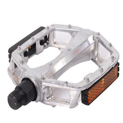 1 couple Aluminium VTT// BMX Bicyclette Vélo Alliage Pédales plates-formes 9//16/'/'