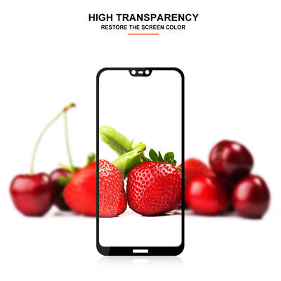 5D Full Coverage Tempered Glass Screen Protector For Nokia 3.1 5 X6 6.1 7 Plus 8 7