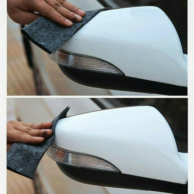 2019 Car Scratch Eraser Magic Car Scratch Repair Remover Nano Cloth Surface Rag 7