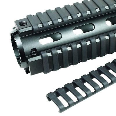 8 PCS Heat Resistant Rifle Handguard Weaver Picatinny Ladder Rail Covers