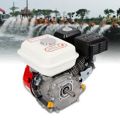 1 Cylinder 3600 RPM 7.5 HP Petrol Engine 4 Stroke Industrial Kart Motor