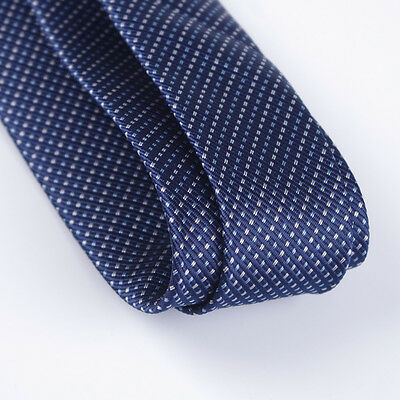 8CM  Men Jacquard Woven Classic Tie Necktie Business Wedding Party Ties 17 style