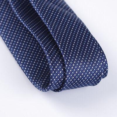 8CM  Men Jacquard Woven Tie Necktie Business Wedding Party Ties 17 style 4