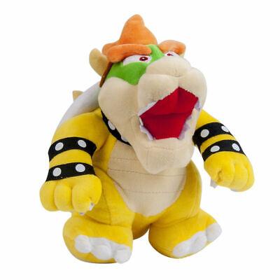 5~12'' Super Mario Bros. Plush Toys lot Magikoopa Kamek Waluigi Bowser Jr. Koopa 7