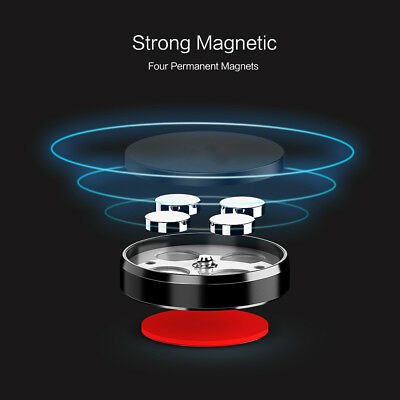 In Car Magnetic Phone Holder Mount Dashboard Dash Bracket Plus Universal Magnet 4