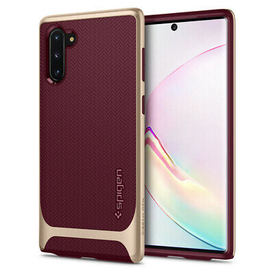 Galaxy Note 10, 10 Plus/10 Plus 5G Case | Spigen® [Neo Hybrid] Protective Cover 2