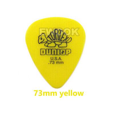 6X / 12X Jim Dunlop Tortex Standard Plectrums Mixed Pro Gauges Guitar Picks AU 8