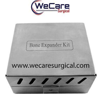 Dental Bone Expander Kit Sinus Lift With Saw Disks Surgical Implant Instruments 5
