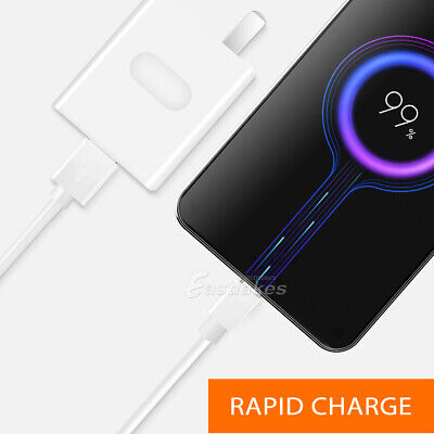 Rapid Charging USB Type C Cable Data Charger for Samsung S10 S9 S8 Plus Note 9 8 4