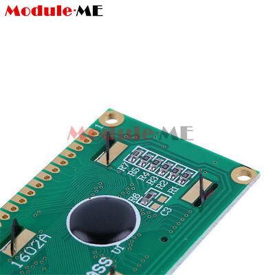 1/2/5/10X 1602 16x2 Character LCD Display Module HD44780 Controller Blue Arduino 8