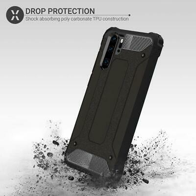 For Huawei P30 / Pro Lite Shockproof Heavy Duty Armour Tough Hard Cover Case 4