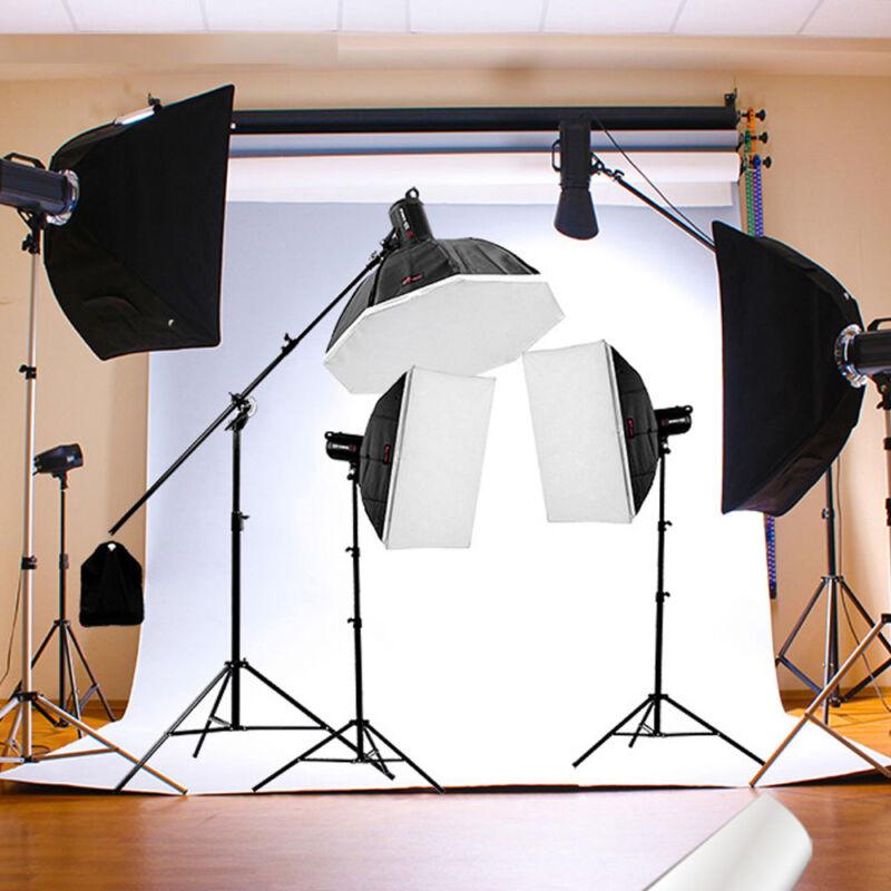 7x5FT Thin Vinyl White Photography Background Screen Studio Backdrop Photo Props 6